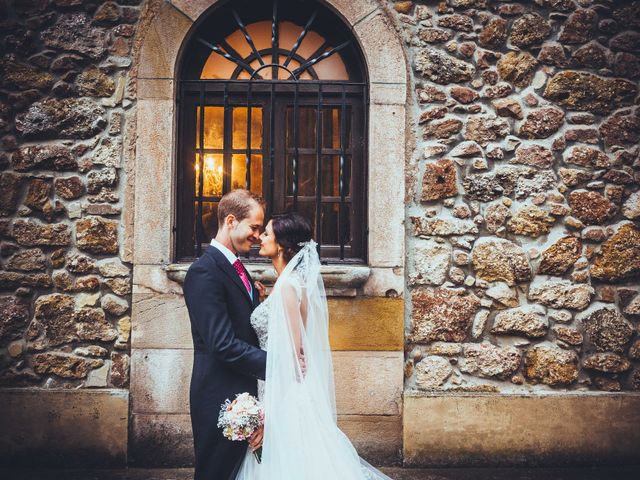 La boda de Paloma y Bruno