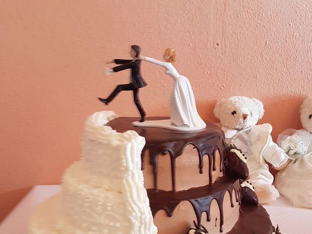 La boda de Carlos David y María de Jesús  en Laurel El (Los Llanos De Aridane), Santa Cruz de Tenerife 1