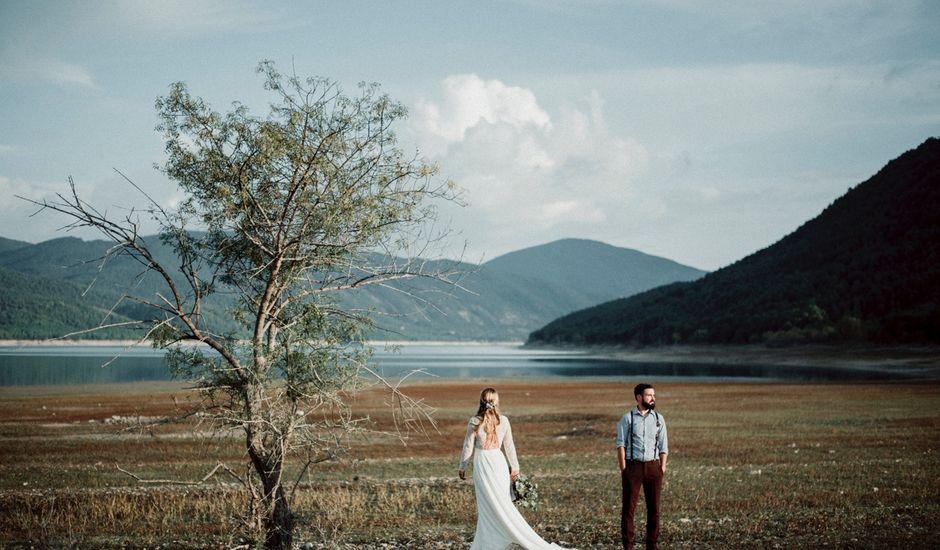 La boda de Manuel y Raquel en Morillo De Tou, Huesca