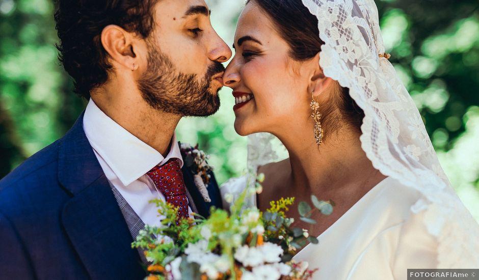 La boda de Daniel y Mercedes en Baños De Montemayor, Cáceres