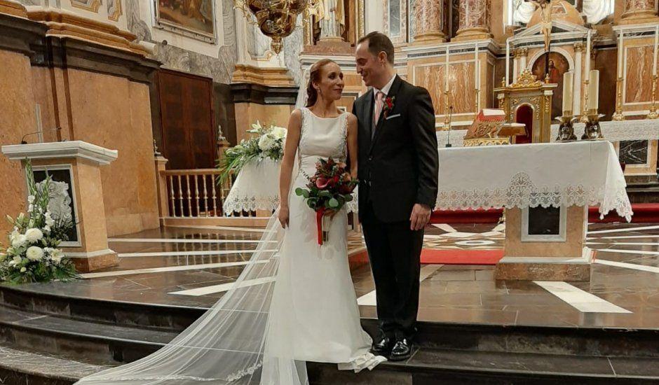 La boda de Pablo y Vanesa en Vila-real/villarreal, Castellón