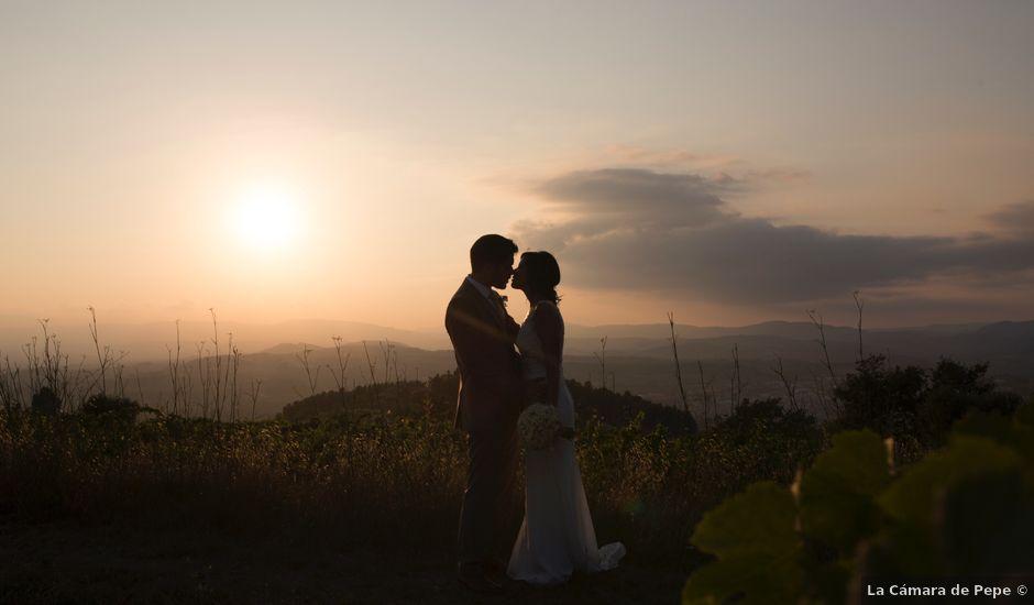 La boda de Javi y Tania en Subirats, Barcelona