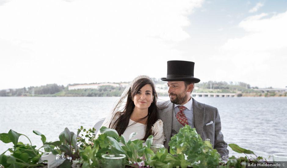 La boda de Ramón y Merce en Ferrol, A Coruña