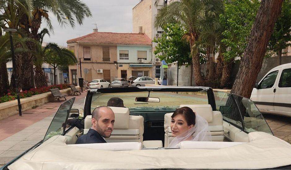 La boda de Antonio y Jessica  en Murcia, Murcia