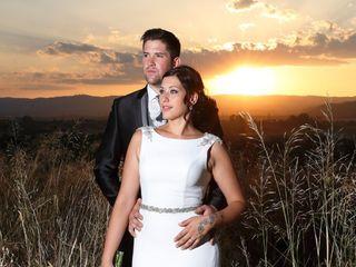La boda de Cristina y Salva