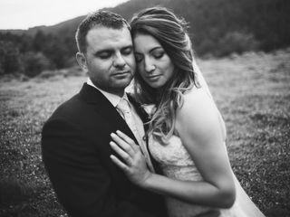 La boda de Christine y Ryan