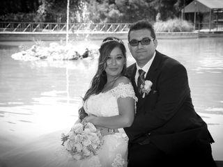 La boda de Vanina  y Diego