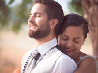 La boda de Carmen y Vincen