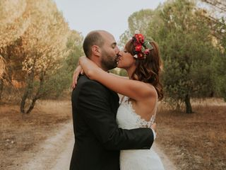La boda de Gema y Carlos
