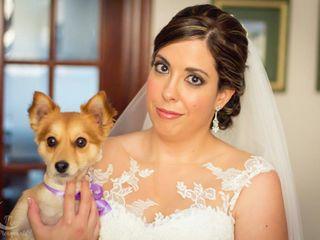 La boda de Nuria Maria  y Pedro Juan 1