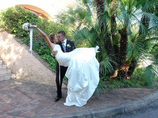 La boda de Paco y Zimbra