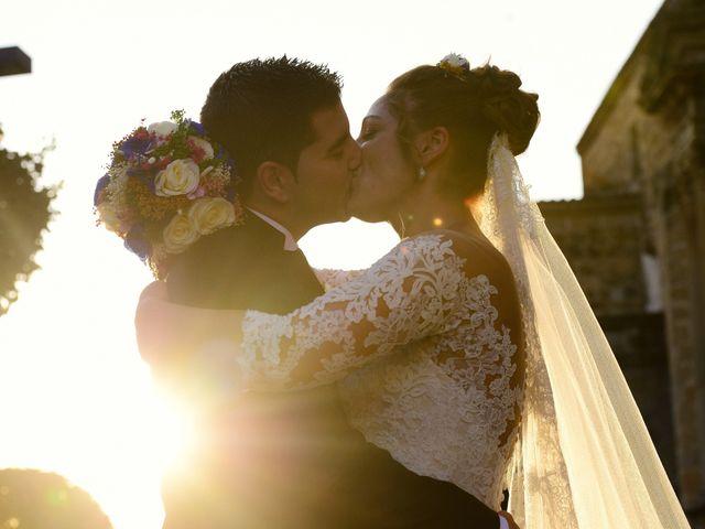 La boda de Eduardo y Katherinne