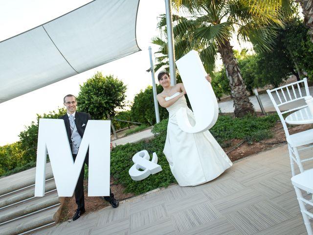 La boda de Montse y Jerome