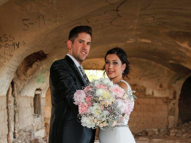 La boda de Salva y Cristina en Córdoba, Córdoba 17