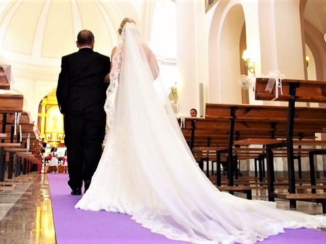 La boda de Juan y Maria Jose en Almería, Almería 2