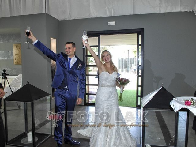 La boda de Juan y Maria Jose en Almería, Almería 8
