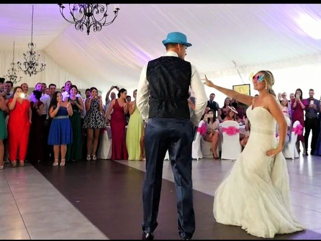 La boda de Juan y Maria Jose en Almería, Almería 10