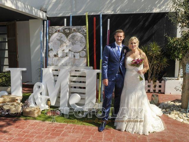 La boda de Juan y Maria Jose en Almería, Almería 12