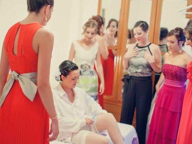 La boda de Vincen y Carmen en Castelló/castellón De La Plana, Castellón 29