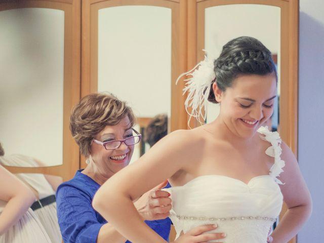 La boda de Vincen y Carmen en Castelló/castellón De La Plana, Castellón 32