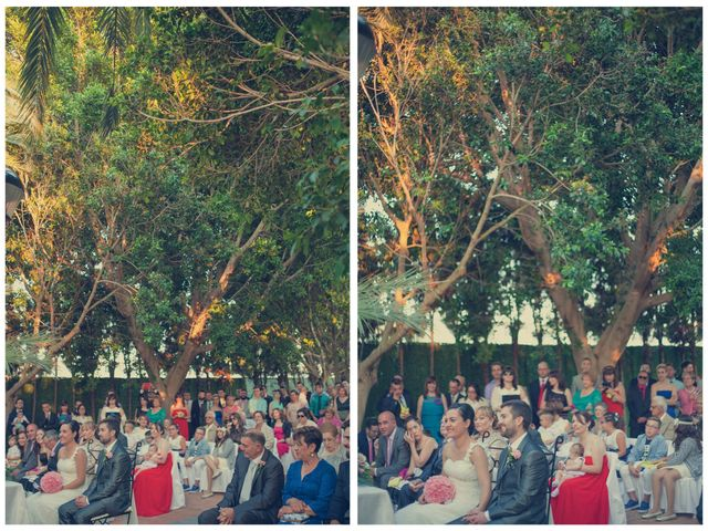 La boda de Vincen y Carmen en Castelló/castellón De La Plana, Castellón 52