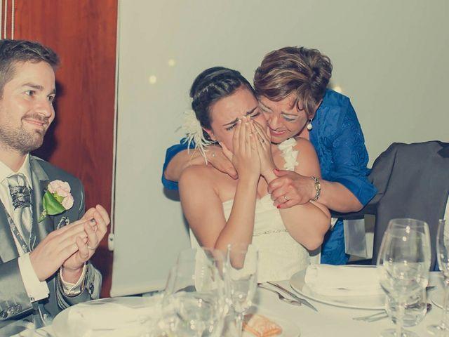 La boda de Vincen y Carmen en Castelló/castellón De La Plana, Castellón 57