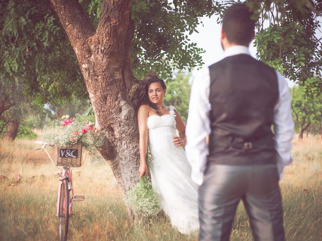 La boda de Vincen y Carmen en Castelló/castellón De La Plana, Castellón 73