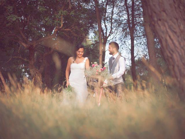 La boda de Vincen y Carmen en Castelló/castellón De La Plana, Castellón 77
