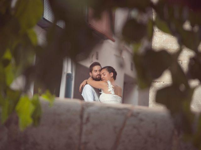La boda de Vincen y Carmen en Castelló/castellón De La Plana, Castellón 82
