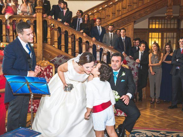 La boda de Diego y Carmen en Santander, Cantabria 14