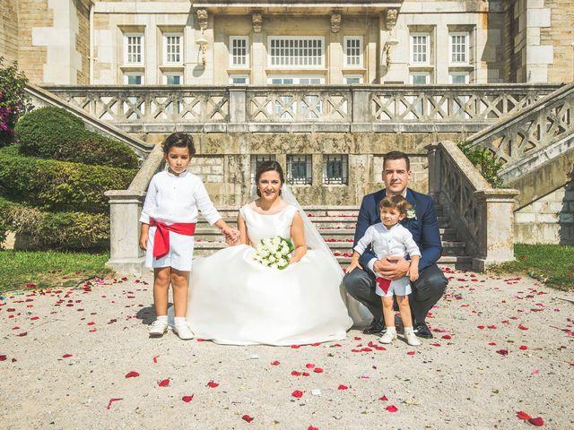 La boda de Diego y Carmen en Santander, Cantabria 22