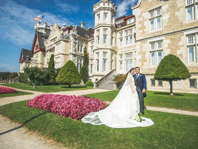 La boda de Diego y Carmen en Santander, Cantabria 23