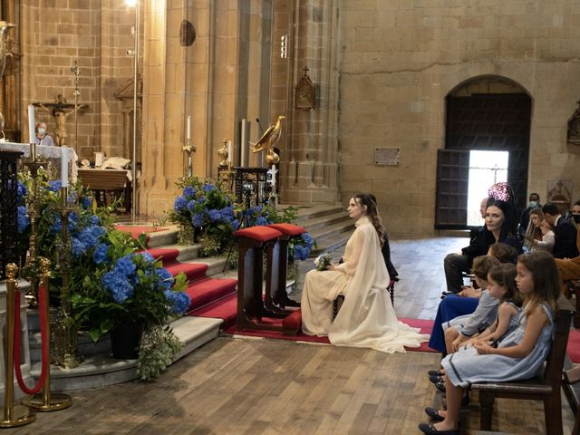 La boda de Rodrigo y Elena en Hondarribia, Guipúzcoa 1