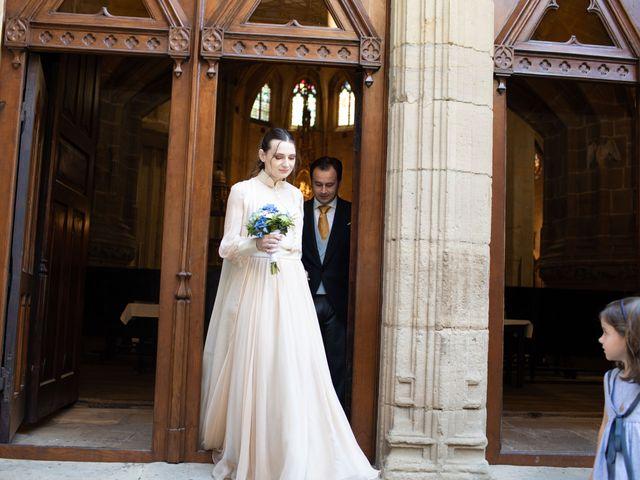 La boda de Rodrigo y Elena en Hondarribia, Guipúzcoa 35
