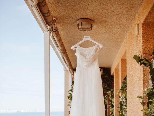La boda de Roberto y Cristina en La Manga Del Mar Menor, Murcia 7