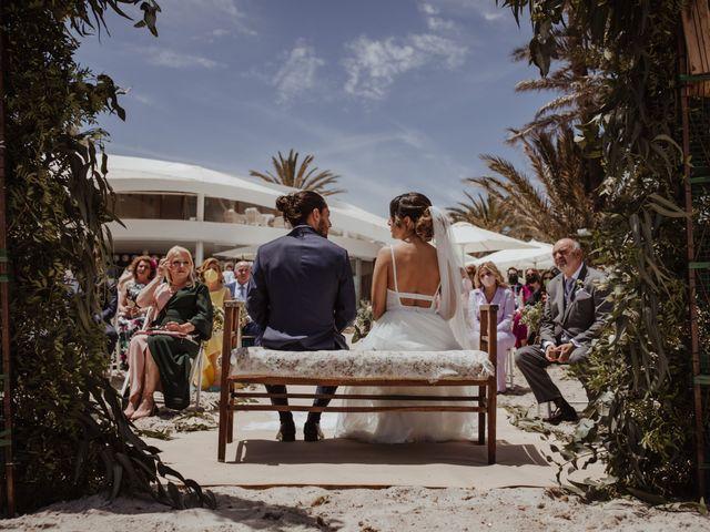 La boda de Roberto y Cristina en La Manga Del Mar Menor, Murcia 23