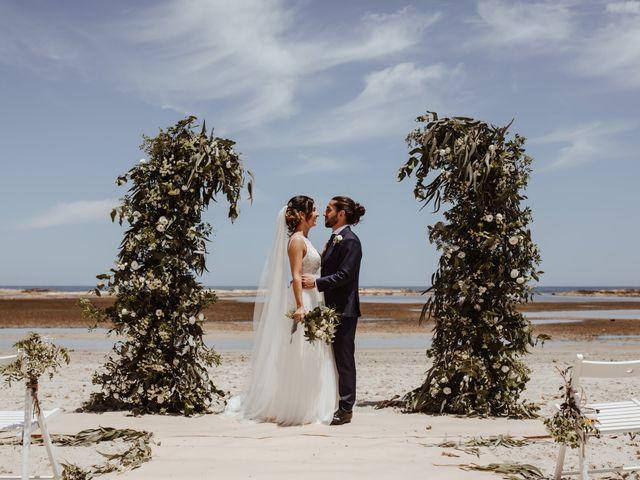 La boda de Roberto y Cristina en La Manga Del Mar Menor, Murcia 2