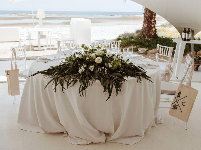 La boda de Roberto y Cristina en La Manga Del Mar Menor, Murcia 30