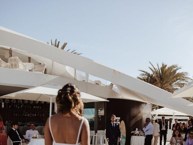 La boda de Roberto y Cristina en La Manga Del Mar Menor, Murcia 33