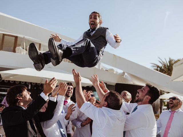 La boda de Roberto y Cristina en La Manga Del Mar Menor, Murcia 36