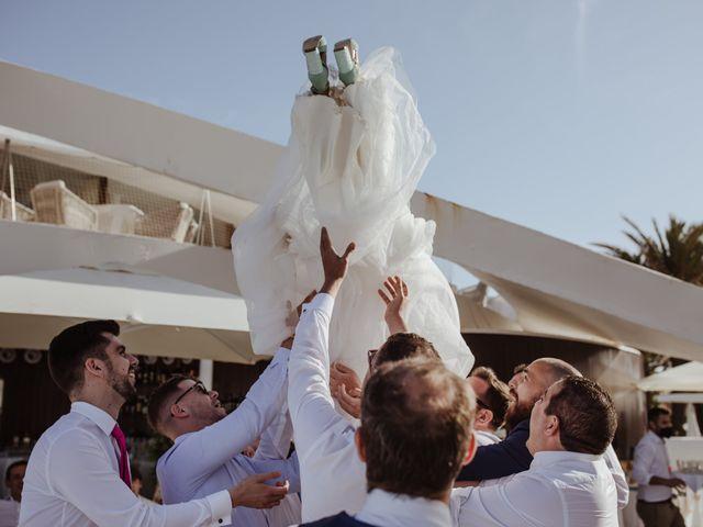 La boda de Roberto y Cristina en La Manga Del Mar Menor, Murcia 37