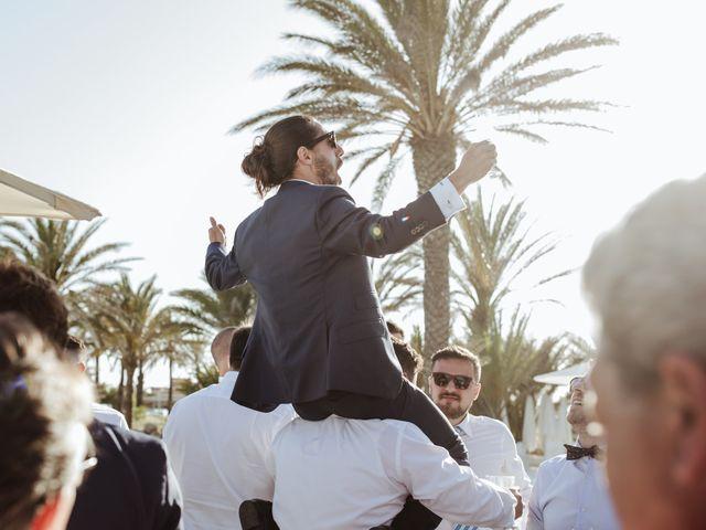 La boda de Roberto y Cristina en La Manga Del Mar Menor, Murcia 38