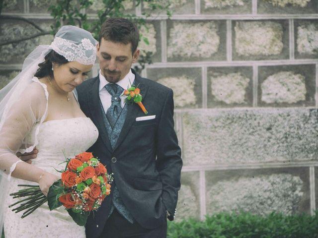 La boda de Alvaro y Carmen en San Pablo De Los Montes, Toledo 2