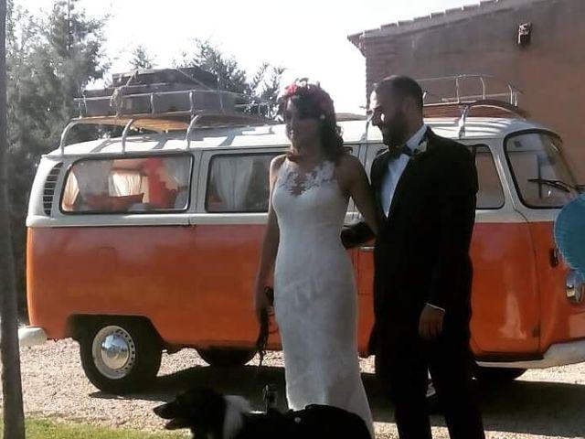 La boda de Carlos y Gema en Hornillos De Eresma, Valladolid 3