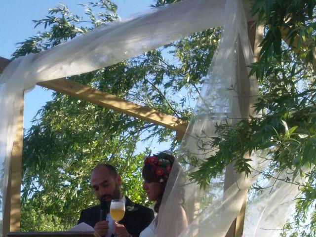 La boda de Carlos y Gema en Hornillos De Eresma, Valladolid 5