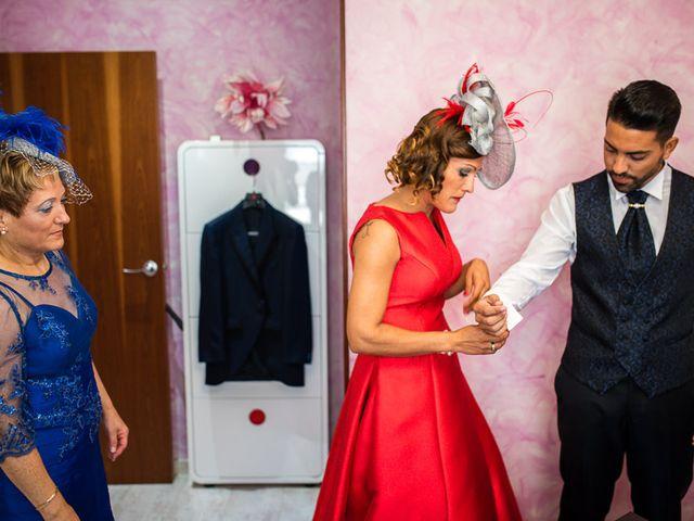 La boda de Ángel y Lorena en Tarragona, Tarragona 6