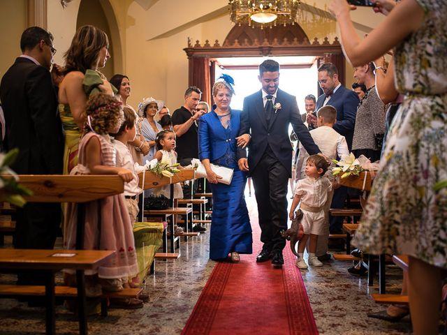 La boda de Ángel y Lorena en Tarragona, Tarragona 37
