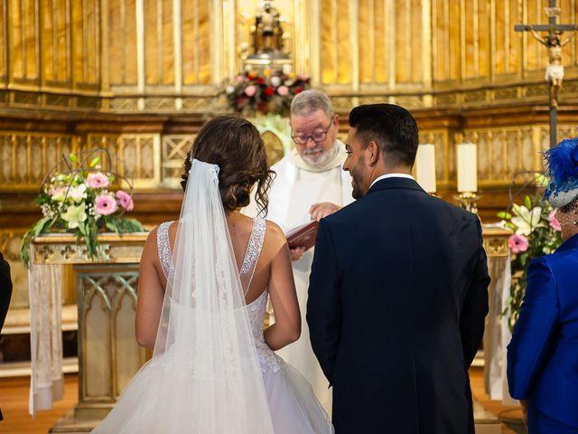 La boda de Ángel y Lorena en Tarragona, Tarragona 38
