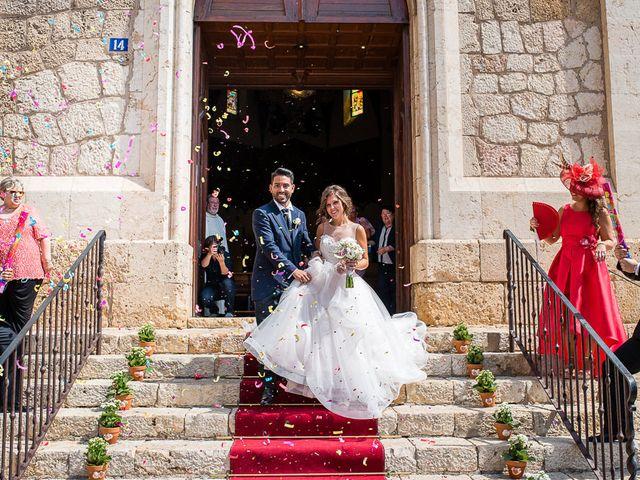 La boda de Ángel y Lorena en Tarragona, Tarragona 41