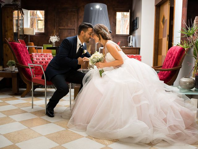 La boda de Lorena y Ángel